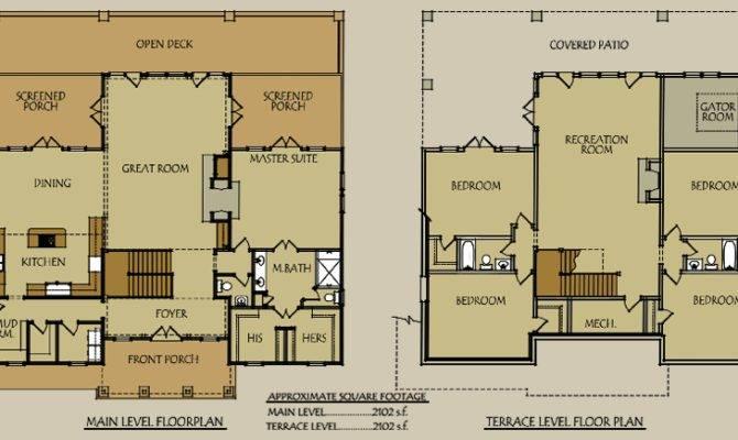 Camp House Plans Mywoodlandcreekhome Stone