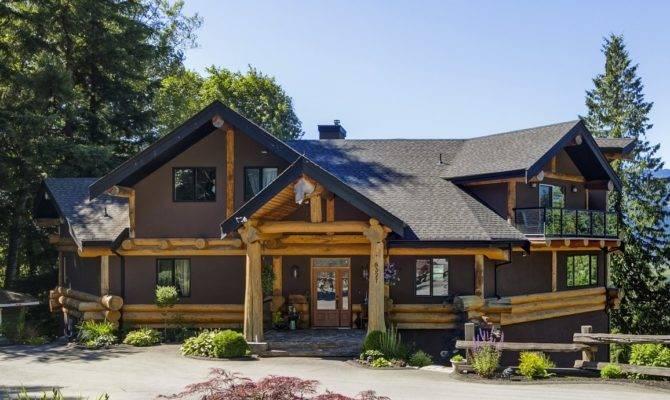 Canada Log Homes Worldwide Builder Custom
