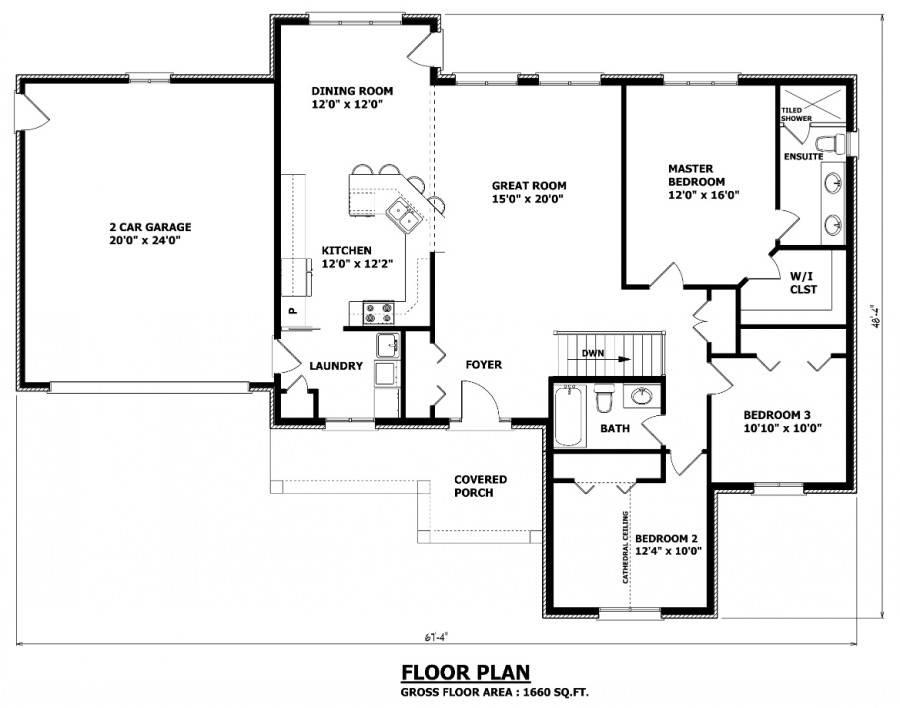 Canadian Home Designs Custom House Plans Garage House Plans 36441