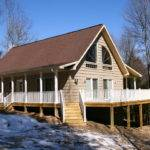 Cape Chalet Kintner Modular Homes Inc