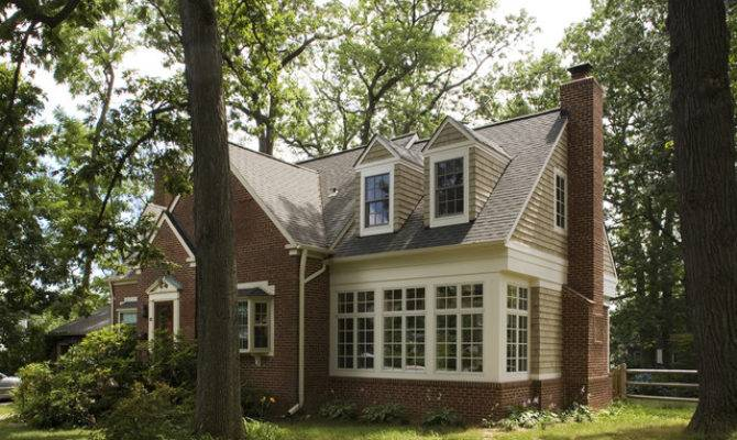 Cape Cod Addition Traditional Exterior Baltimore