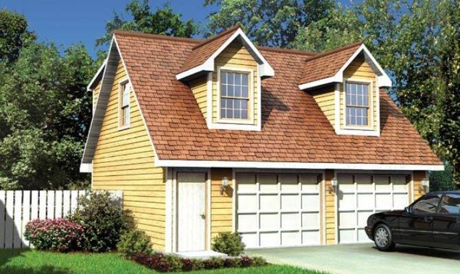 Cape Cod Garage Plans Over House