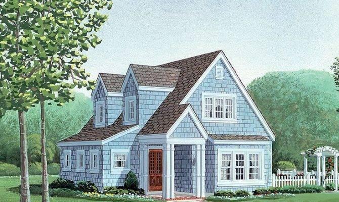 Cape Cod Home Plans Canada