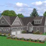 Cape Cod Home Plans Over House
