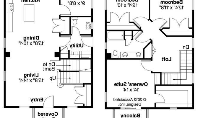 Cape Cod House Floor Plans Modern Plan