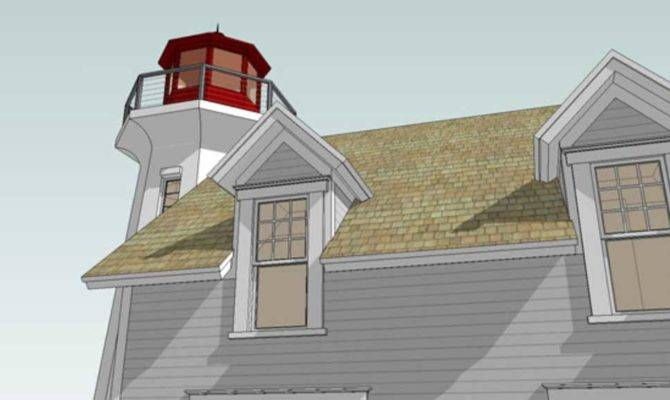 Cape Cod House Plans Lighthouse
