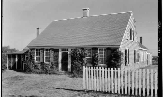 Cape Cod Houses Atlas New England