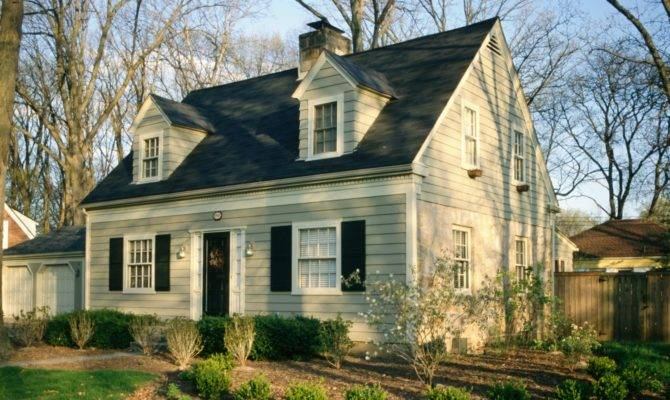 Cape Cod Style House Best Design