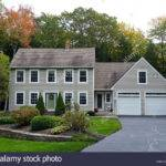 Cape Cod Style House New Gloucester Usa