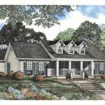 Cape Cod Style House Plans Dormers