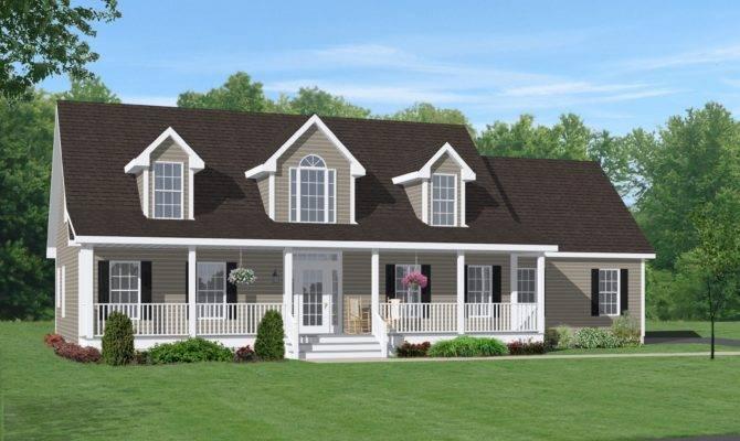 Cape Cod Style House Plans Plan