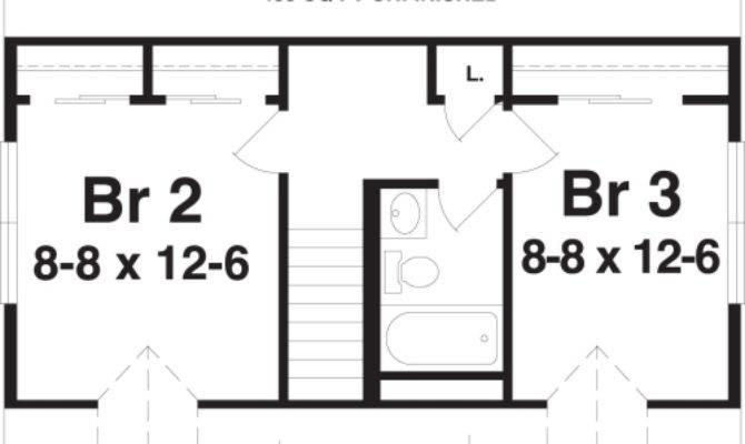 Cape Cottage Simplex Modular Homes Cod Floorplan