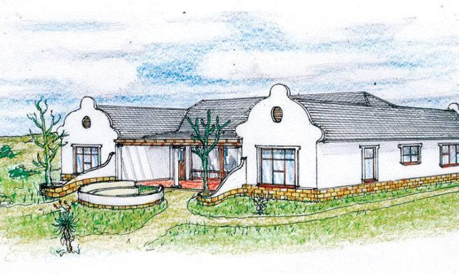 Cape Dutch House Floor Plans House Plans 166551