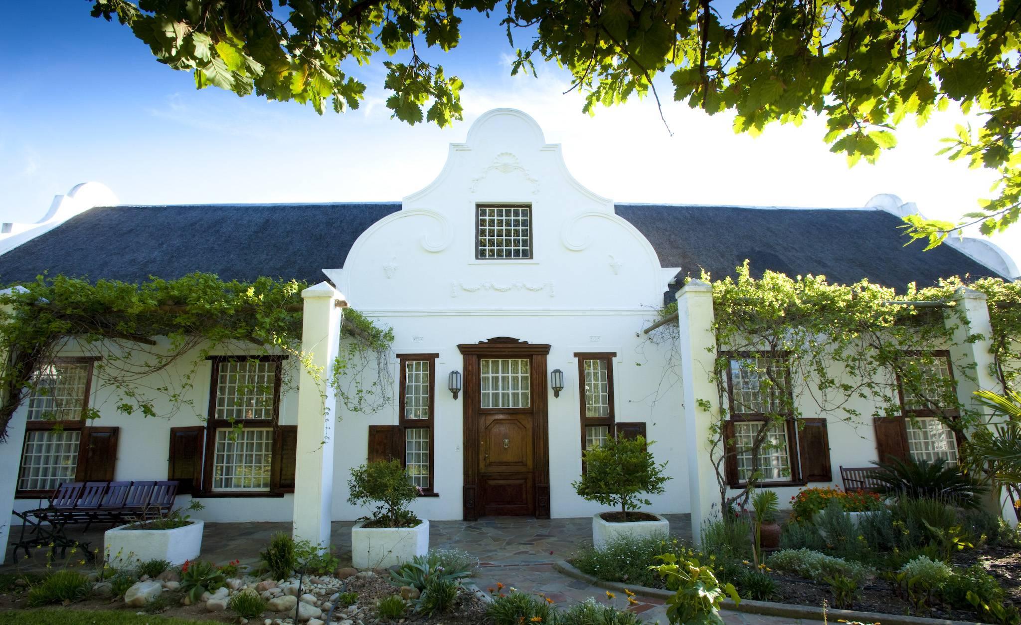 Cape Dutch Style Houses - House Plans | #47452