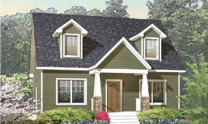 Cape Style Home Plans Cod Homes