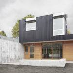 Capitol Hill House Shed Architecture Design Modern Home Rear