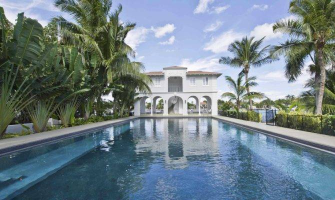 Capone Miami Beach Mansion Back Market