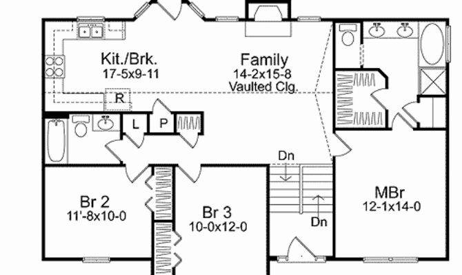 Captivating Small Level House Plans Plan