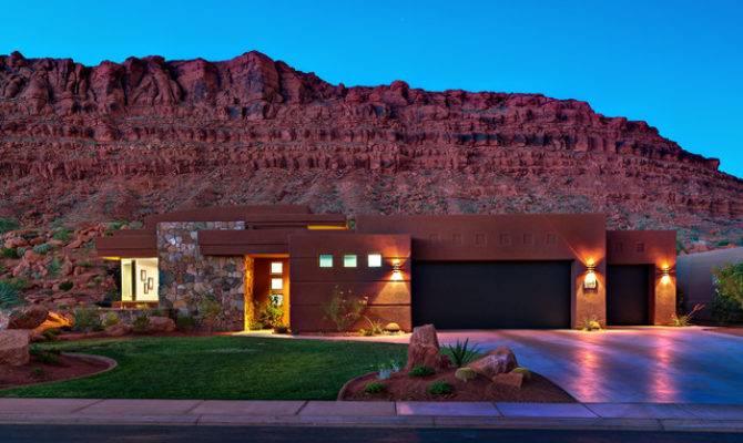 Captivating Southwestern Home Exterior Designs House Plans 125562