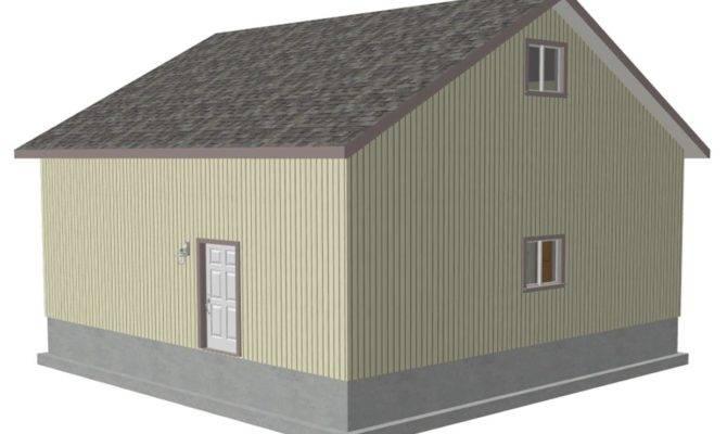 Car Detached Garage Plan House Plans Photos