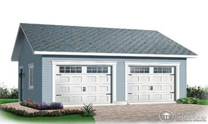 Car Detached Garage Plans