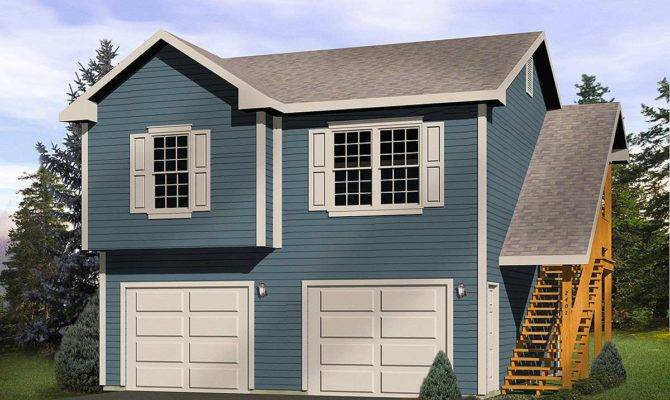 Car Garage Apartment Architectural Designs