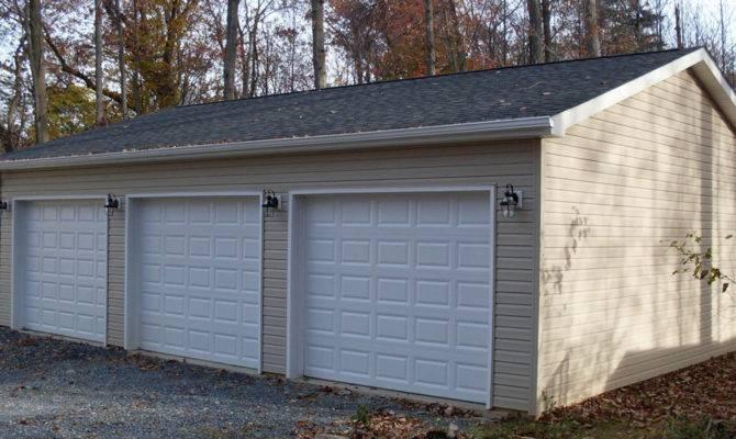 Car Garage Customer Projects Apm Pole Building