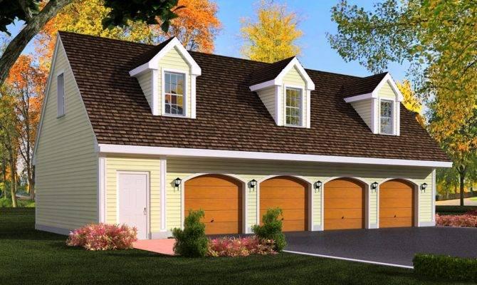 Car Garage House Plans
