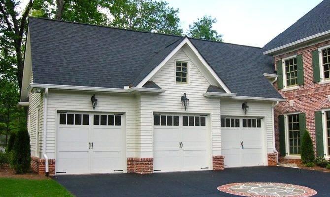 Car Garage Open Bay Addition