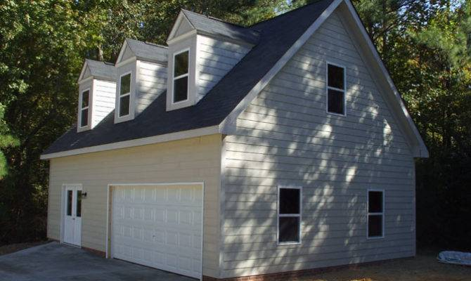 Car Garage Packages Three Side