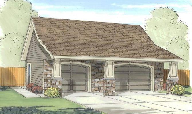 Car Garage Plans Three Designs Plan Shop