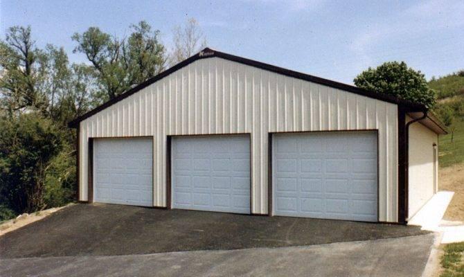 Car Garages Pennsylvania Pole Barns