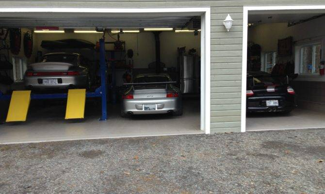 Car Lift Should Get Home Garage Rennlist