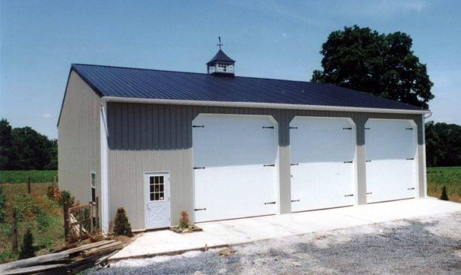 Car Pennsylvania Pole Barns