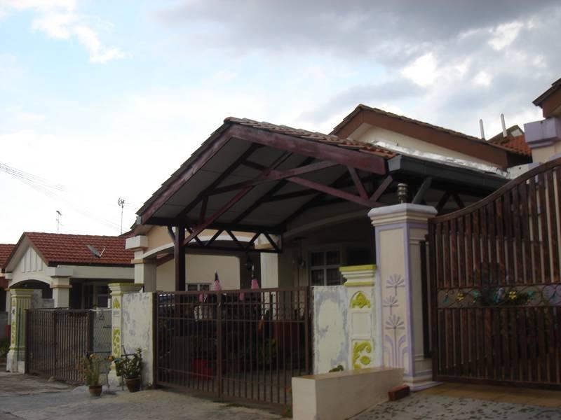 Car Porch Design Malaysia - House Plans   #39429