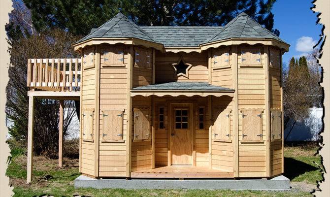 Cardboard Castles Play House