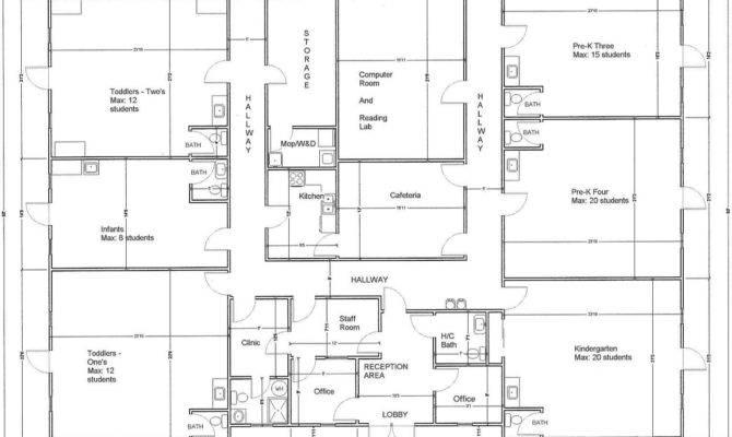 Care Center Floor Plans Plan Mindexpander Day