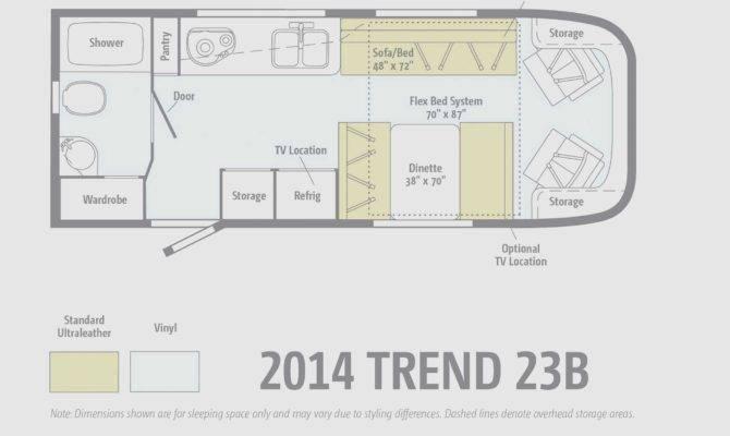 Cargo Trailer Camper Conversion Floor Plans Best Hymer