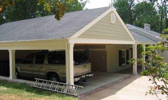 Carport Additions Plans
