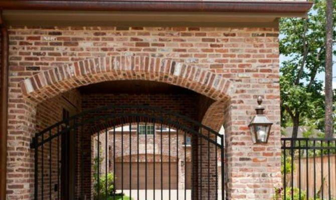 Carport Brick Ideas Remodel Decor