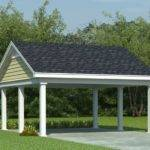 Carport Plans Car Plan Support Posts