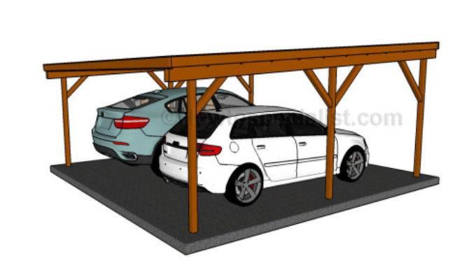 Carport Plans Garden Build