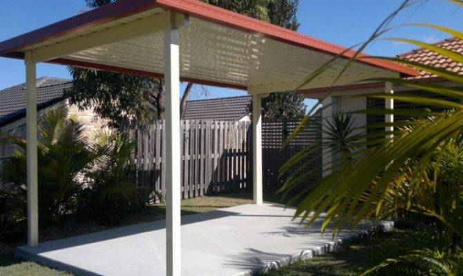 Carport Plans Standing