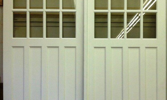 Carriage Door Building Doors Scratch