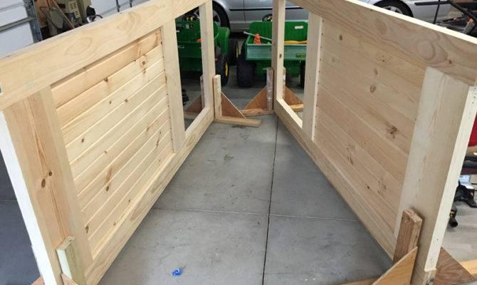 Carriage Doors Plans Awe Inspiring House