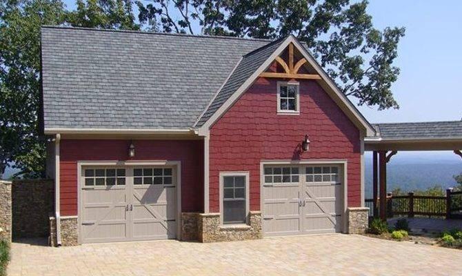 Carriage House Plans Car Garage