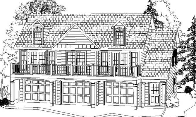 Carriage House Plans Car Plan