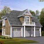 Carriage House Plans Craftsman Plan
