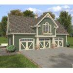 Carriage House Plans Craftsman Style
