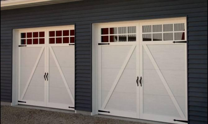 Carriage Style Garage Doors Carroll